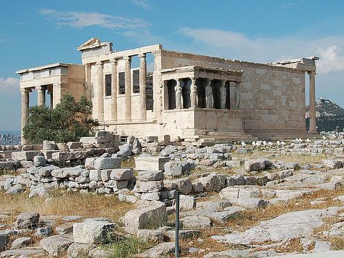 L 39 acropole un lieu unique voyage grece for Sejour complet grece